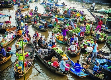 South of Viet Nam  Package Tour 11 days