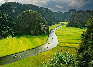 Hoa Lu Tam Coc one day Tour