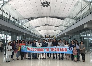Sky Viet Nam Travel đồng hành cùng  giáo viên ĐH Sư Pham Hà Nội