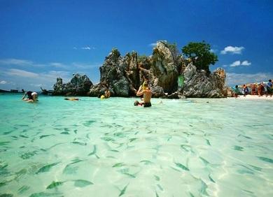 Tour Thái Lan Phuket-Phi Phi 4 ngày 3 đêm