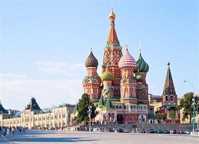 Tour Nga 9 ngày 8 đêm-Moscow-Saint Petersburg