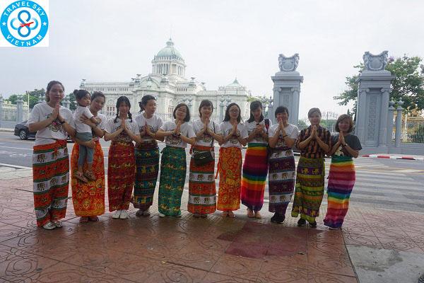 Tour  Thái Lan Tết  2020,5 ngày 4 đêm khởi hành Hà Nội