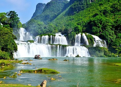 Tour Ha Noi- Ba Be lake- Ban Gioc water fall 3 days 2 nights