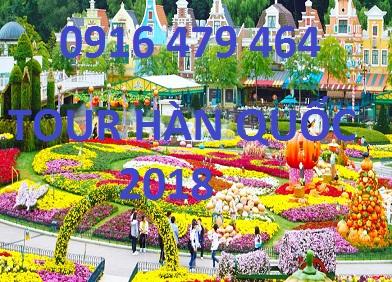 Du lịchHàn Quốc tết  2020 5 ngày 4 đêm