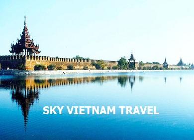 Tour Yangon-Bagan-Popa-Mandalay 5 ngày 4 đêm