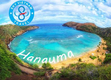 Tour Mỹ Hawaii  6 ngày 5 đêm