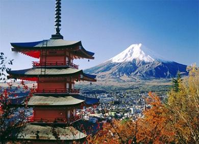 Du lịch Nhật Bản 4 ngày 3 đêm