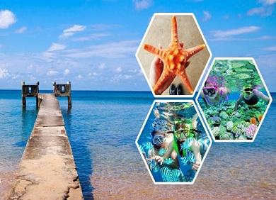 Tour Phú Quốc 4 ngày 3 đêm từ Hà nội bay Vietjet