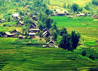 Sapa-Ha Long Tour  4 days 4 nights