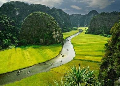 Tour HaNoi-Halong-Hoa Lu- Tam Coc 5 days 4 night
