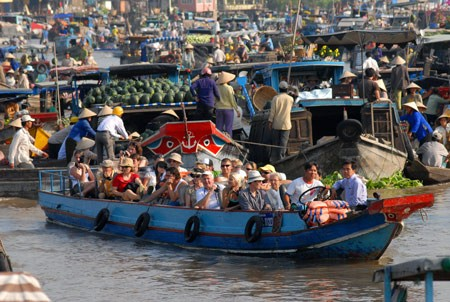 My Tho-Ben Tre -Can Tho tour  2 days 1 night