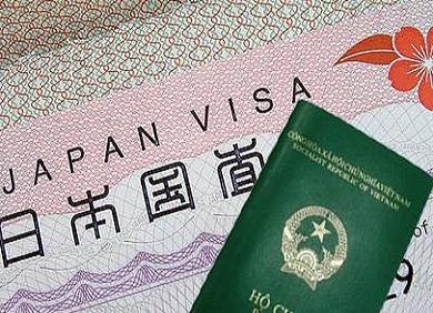 Thủ Tục Hướng Dẫn Xin Visa Nhật Bản