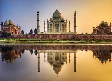 Tour Ấn Độ-Nepal-Tajmahal hành hương 12 ngày 11 đêm
