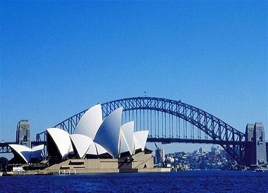 Tour du lịch Úc 7 ngày Melbourne – Canberra – Sydney