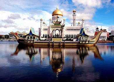 Tour Du lịch Brunei 4 ngày 3 đêm từ Hà Nội