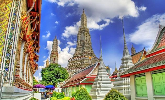 Tour Thái Lan Chiang Mai 6 ngày 5 đêm