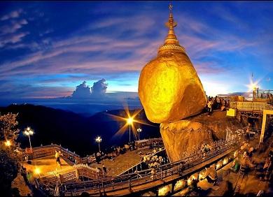 Tour Myanmar 4 ngày 3 đêm từ Hà Nội