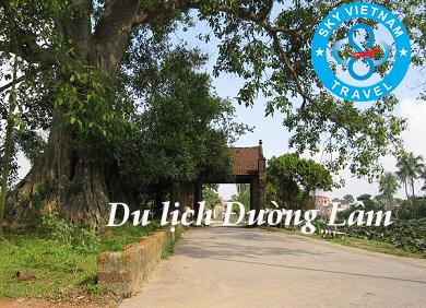 Duong Lam full day tour