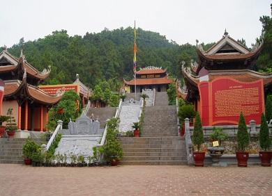 Tour học sinh Côn Sơn Kiếp Bạc- Đền Chu Văn An 1 ngày