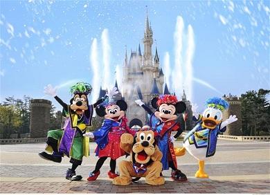 Tour Hà Nội-Hồng Kông-Disneyland 4 ngày 3 đêm