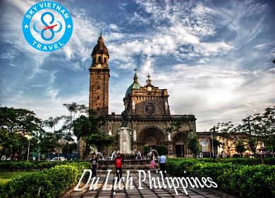 Tour du lịch Philippines 4 ngày 3 đêm từ Hà Nội