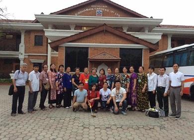 Tour Myanmar Ấn Độ 10 ngày 9 đêm