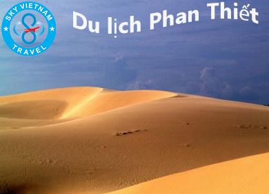 Tour Phan Thiêt 4 ngày 3 đêm từ Hà Nội