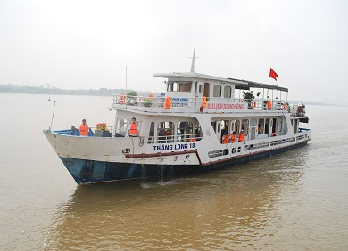 Ha Noi red river tour cruise one day