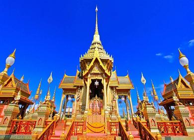 Tour Thái Lan 5 ngày Bangkok–Pattaya