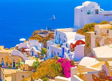 Tour Thổ Nhĩ Kỳ-Hy Lạp 8 ngày 7 đêm