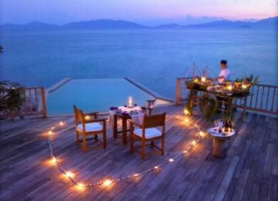 Tour Trăng mật Nha Trang 3 ngày 2 đêm tại Six Senses Ninh Van Bay
