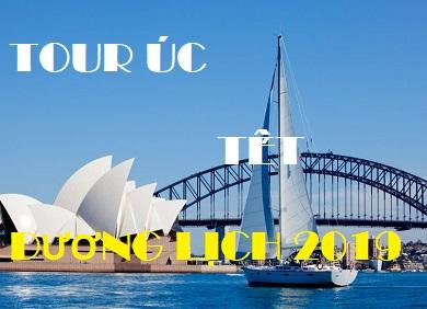 Tour Úc 2020  lịch trình trình 7 ngày 6 đêm khởi hành