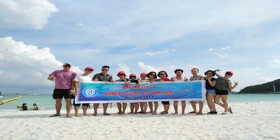 Sky Viet Nam Travel đông hành cung VOV Tour Thái lan 5 ngày