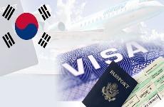 Mẫu Tờ Khai Xin  Visa Hàn Quốc