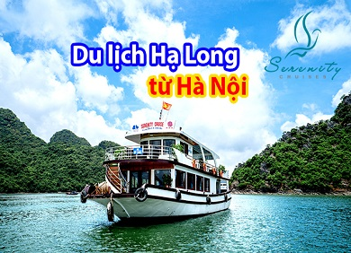 Lanha bay 1 day tour from hanoi by cruises
