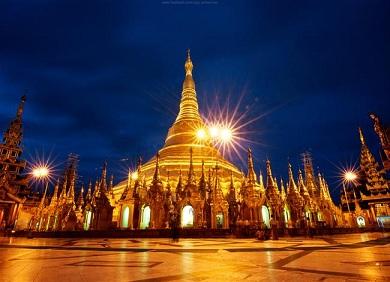 Tour Yangon –Bago – Chùa trên sông Thanlyin 4 ngày 3 đêm