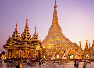 Tour hành hương 6 ngày 5 đêm  Myanmar Ấn Độ  khởi hành từ Hà Nội-Hải Phòng