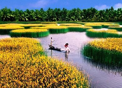 Khám phá 7 điểm du lịch mới ở Đồng bằng sông Cửu Long