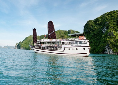 The Viet Beauty Cruise Ha Long bay 2 days 1 night