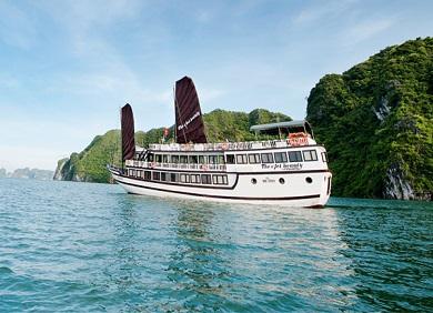 Tour Hạ Long 2 ngày 1 đêm ngủ du thuyền The Viet Beauty