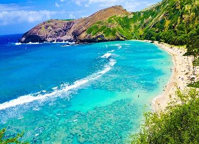 Những điểm đến du lịch không thể bỏ qua khi đến Hawaii