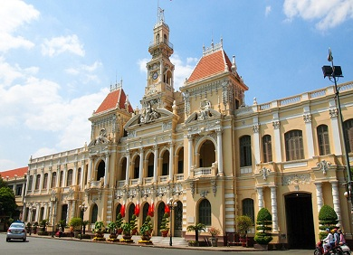Ho Chi Minh full day tour