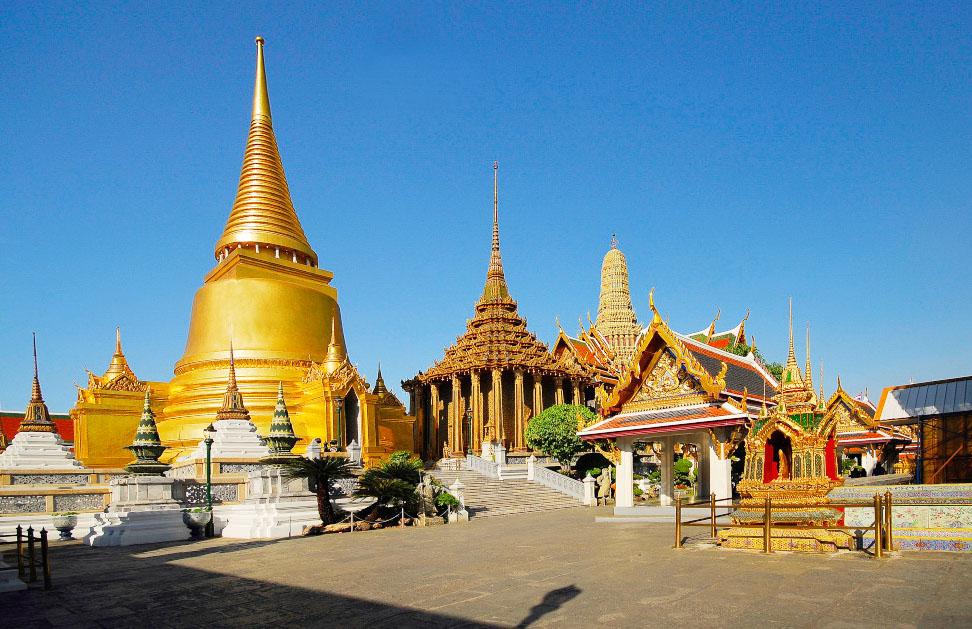 Tour Thái Lan tết 2020 Têt Âm Lịch, Du lịch thái lan 5 ngày  4 đêm