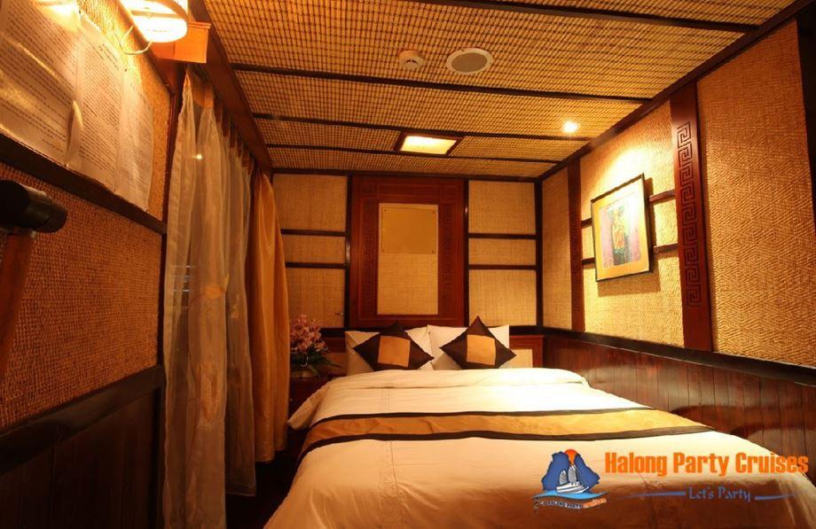 Du lịch Hạ Long 2 ngày 1 đêm ngủ tàu