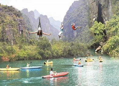 Kinh nghiệm du lịch Quảng Bình - Phong Nha Kẻ Bàng - Động Thiên Đường