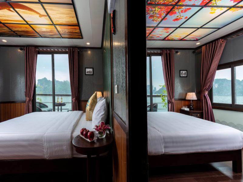 Du Thuyền Santa Maria Cruises 2 ngày 1 đêm