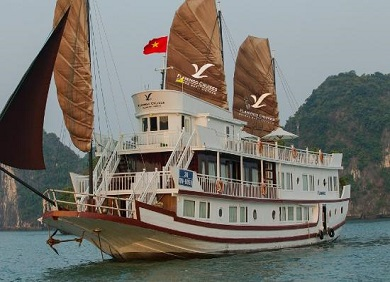 Ha Long Flamingo Cruise 3 days 2 nights