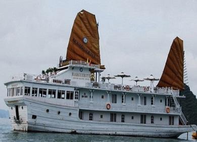 Du thuyền Marguerite 2 ngày 1 đêm