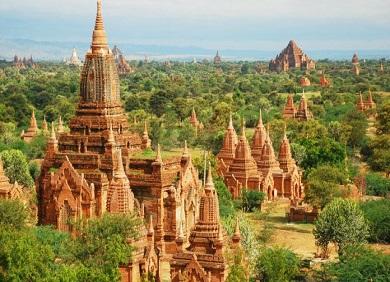 Cẩm nang du lịch Bagan Miến Điện