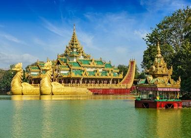 Cẩm nang du lịch Yangon Miến Điện